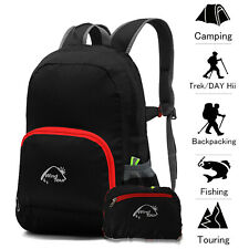 25L Hiking Backpack Camping Rucksack Waterproof Shoulder Travel Bag Men Women