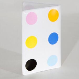 Rare Damien Hirst Spot Painting Card holder