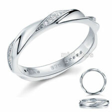 Band Round Sterling Silver Fine Rings