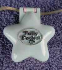 1992 Polly Pocket Vintage Fairy Spells Locket Complete with 2nd Locket