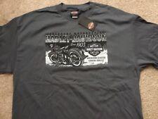 Harley Davidson Since 1903 Gray Shirt Nwt Men's Large