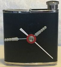 Liquor Flask Clock - Conclocktions