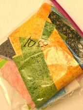 LOT SCRAP BAG of NEW Quilting Fabric 1 lb s5