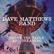 Dave Matthews Under The Table & Dreaming 150gm Vinyl 2 LP +Download NEW sealed
