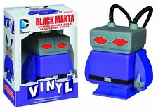 DC Universe Vinyl magnetic Interchangeable figure Black Manta UK Seller
