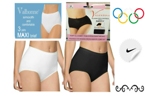 Ladies Briefs Maxi Slimming No back Seam Smooth Knickers Control Pants All Size