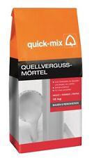 (1,85?/kg) quick-mix Quellverguss-Mörtel 10 kg Quellmörtel Vergussmörtel QVM10