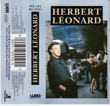 K7 AUDIO  (TAPE)  HERBERT LEONARD *LOVE TOI*