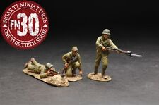 FIGARTI MINIATURES WW2 JAPANESE BLOODY TARAWA PTJ-004 DEFENDERS SET B MIB