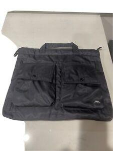 Obey Clothing Worldwide Messenger Bag Backpack Black