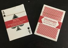 Poker Playing Cards 2 Pack Brand New Wide Size 52 Card Deck + 2 Jokers