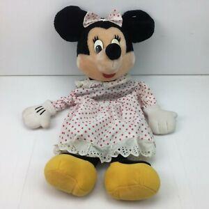 Vintage Disney Minnie Mouse Pajama PJ Bag