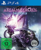 Final Fantasy XIV  A Realm Reborn Sony PlayStation 4 PS4 Deutsch Neu & OVP