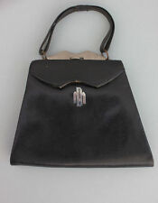 Damen-Handtasche 1920er Jahre - Art Deco - Monogramm MD
