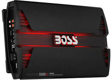 BOSS PHANTOM PD5000 5000 WATT MONOBLOCK AMPLIFIER CAR AUDIO 5000W SUB AMP MONO