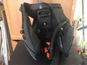 Scubapro BCD Black Small