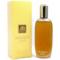 Clinique Aromatics Elixir 100ml EDP  - BRAND NEW RETAIL PACKAGED & SEALED
