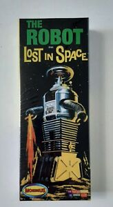 Moebius The Robot from Lost In Space Plastic Model Kit 418 NOS NIP Sealed