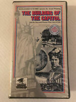 THE BUILDING OF THE CAPITOL, AMERICAN DOCUMENT SERIES, VHS, CLAMSHELL, 1986