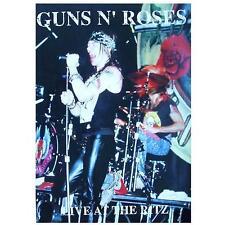 "Guns N 'ROSES POSTER ""Live at the RITZ"""