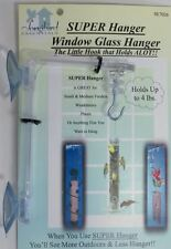 Window Hanger Hook for Birdfeeders, Windchimes, etc