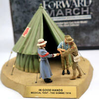 1:32 Corgi Forward March CC59188 Battle of the Somme Red Cross Casualty Tent