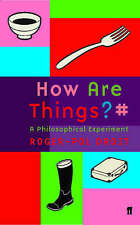 How are Things?: A Philosophical Experience, Droit, Roger-Pol, Used; Good Book