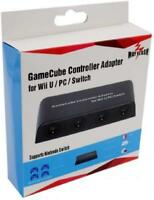 Mayflash GameCube Controller Adapter for Wii U and PC USB 4 Port 1 Pack NEW