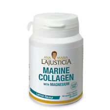 COLLAGEN with Magnesium, Lemon Flavour COLÁGENO Ana Maria Lajusticia 180 tab.