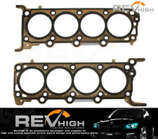 Left + Right Head Gasket Ford 5.4l Boss XR8 V8 BA BF FG FPV Pursuit Set