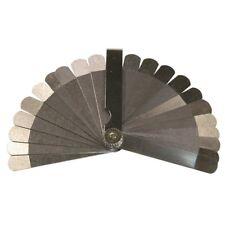TOLEDO Feeler Gauge - Dual Straight 22 Blade Metric/Imperial (0.102mm, 0.686mm)