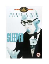SLEEPER (1973) Woody Allen / Diane Keaton (R2 DVD) Classic Sci-Fi Comedy