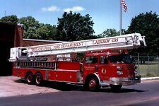 230+ Image Photo CD American LaFrance ALF Century, Pioneer Series Fire Apparatus
