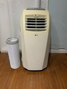 LG 10,000 BTU 2-Speed Portable A/C w/ Dehumidifier & Exhaust Vent Works Perfect!
