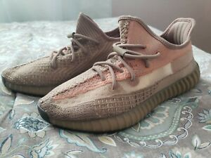 Adidas Yeezy Boost 350 V2 Sand Taupe Size 11 FZ5240