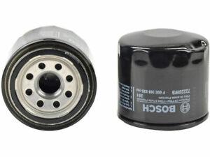 For 1990-1992 Lotus Elan Oil Filter Bosch 76275CQ 1991 1.6L 4 Cyl