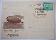 RDA Aviación ZEPPELIN Desembarco en Meiningen 1931 (58686)