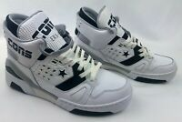 Converse ERX 260 x Don C Mid Top Metal White Black Leather Sneakers 163799C sz 8
