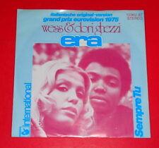 Wess & Dori Ghezzi - Era & Sempre tu -- Single / Pop