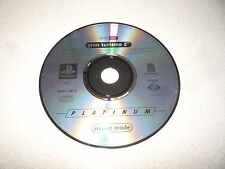 Gran Turismo 2 Platinum modo Arcade SONY PLAYSTATION 1 PS1 PAL disco solamente