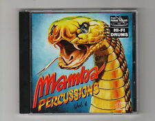 (CD) Mamba Percussions Vol.1 / Jean-Claude Kerinec / [Pierre Verany]