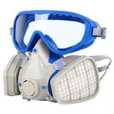 Gas Mask Full Face Cover Paint Spraying Chemical Comprehensive Respirator Mask
