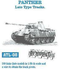 Friulmodel ATL-08 1:35 Panther Late Track Set (210 Links)