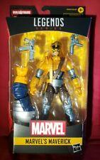 """2020 Marvel's Maverick - Marvel Legends w/Strong Guy BAF Arm 6"""" Sealed Figure"""