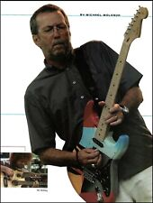 Eric Clapton Crashocaster Custom Fender Stratocaster by Crash pin-up photo print