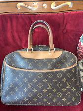 Originale Louis Vuitton LV Deauville Vanity Tasche Henkeltasche