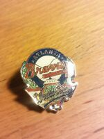Vintage MLB 1992 Atlanta Braves National League Champions World Series Lapel Pin