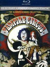 Vampire Circus 0654930312292 With Adrienne Corri Blu-ray Region a