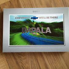 2001 Chevrolet Impala Owner's Manual