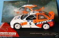FORD ESCORT WRC 1997 RALLYE DE L'ACROPOLE CARLOS SAINZ MOYA 1/43 IXO ALTAYA